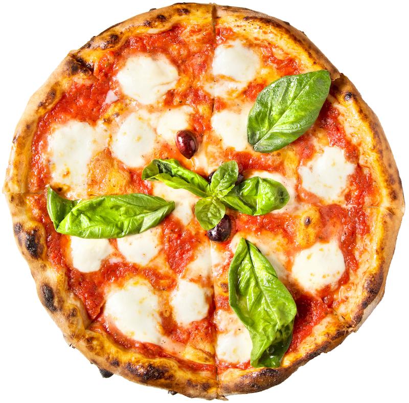 Quante calorie ha una pizza