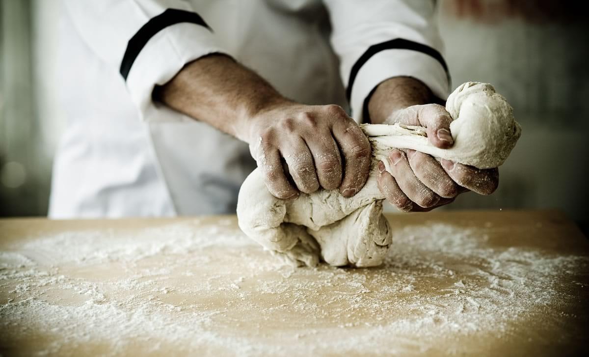a cosa serve il sale nella pizza impasto piergiorgio giorilli