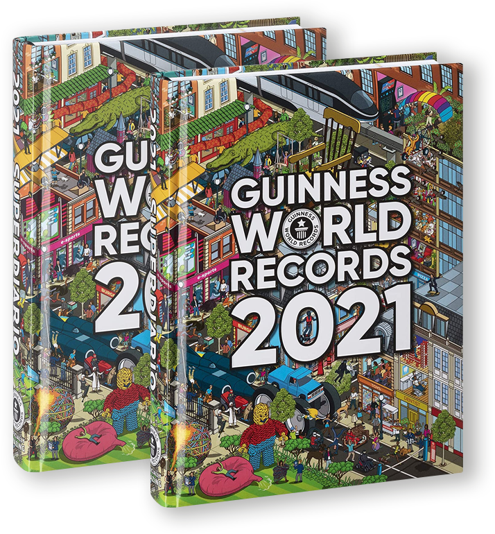guinnes libro 2021
