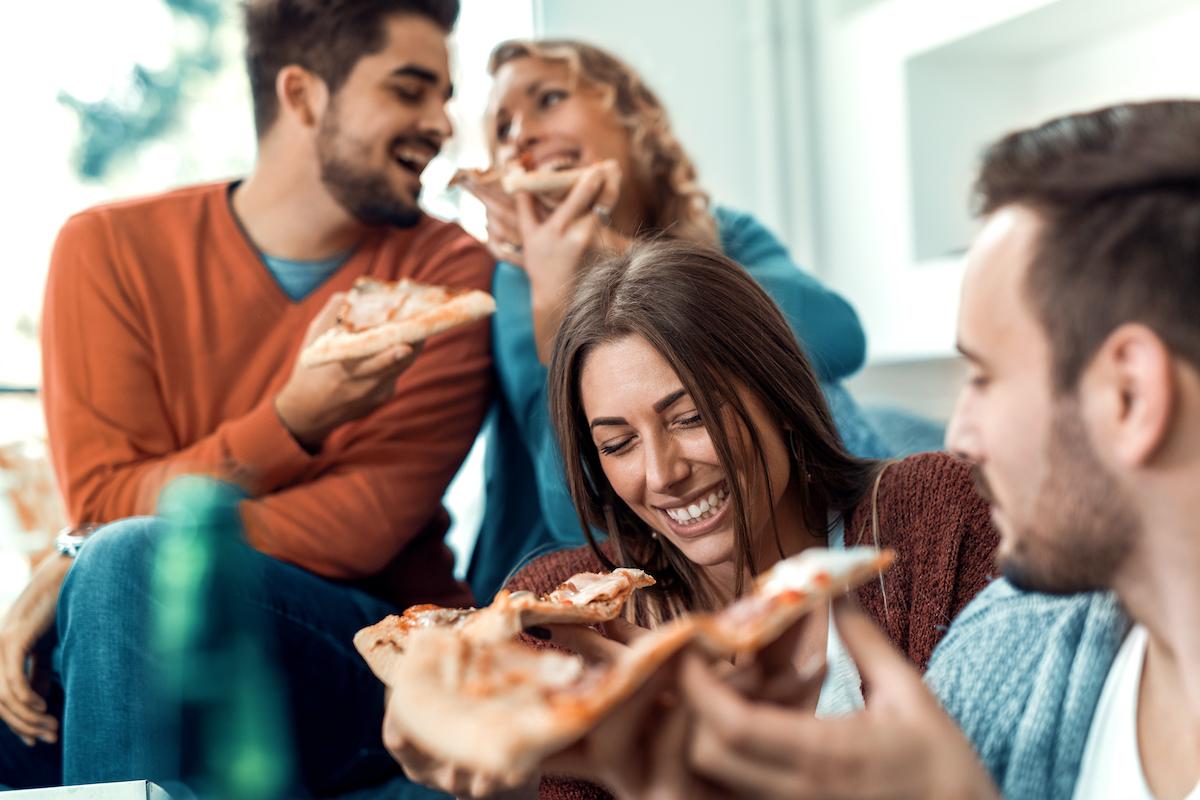 pizza pasta sorriso